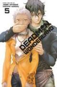Cover-Bild zu Kataoka, Jinsei: Deadman Wonderland, Vol. 5