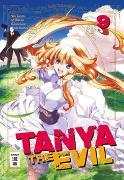 Cover-Bild zu Tojo, Chika: Tanya the Evil 09