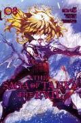 Cover-Bild zu Carlo Zen: The Saga of Tanya the Evil, Vol. 8 (manga)
