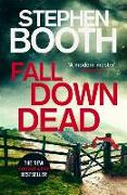 Cover-Bild zu Booth, Stephen: Fall Down Dead