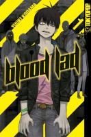 Cover-Bild zu Kodama, Yuuki: Blood Lad 01