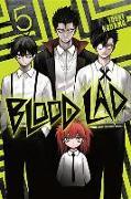 Cover-Bild zu Yuuki Kodama: Blood Lad, Vol. 5