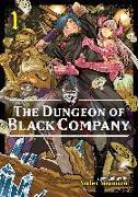 Cover-Bild zu Yasumura, Youhei: The Dungeon of Black Company Vol. 1