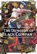 Cover-Bild zu Yasumura, Youhei: The Dungeon of Black Company Vol. 2
