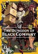 Cover-Bild zu YASUMURA, YOUHEI: The Dungeon of Black Company Vol. 5