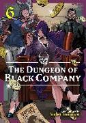 Cover-Bild zu Yasumura, Youhei: The Dungeon of Black Company Vol. 6