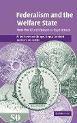 Cover-Bild zu Castles, Francis G. (Hrsg.): Federalism and the Welfare State