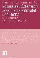 Cover-Bild zu Obinger, Herbert: Sozialstaat Österreich zwischen Kontinuität und Umbau