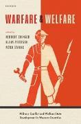 Cover-Bild zu Obinger, Herbert (Hrsg.): Warfare and Welfare (eBook)