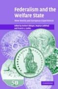 Cover-Bild zu Obinger, Herbert (Hrsg.): Federalism and the Welfare State (eBook)