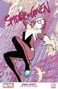 Cover-Bild zu Marvel Comics: Spider-gwen: Gwen Stacy