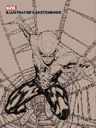 Cover-Bild zu Marvel Comics: Marvel Illustrator's Sketchbook