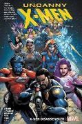 Cover-Bild zu Marvel Comics: Uncanny X-Men Vol. 1