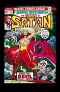 Cover-Bild zu Marvel Comics (Ausw.): Son of Satan Classic