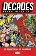 Cover-Bild zu Marvel Comics: Decades: Marvel in the 40s - The Human Torch vs. the Sub-Mariner