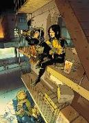 Cover-Bild zu Marvel Comics (Ausw.): All-New Wolverine Vol. 2: Civil War II
