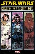 Cover-Bild zu Marvel Comics (Ausw.): Star Wars: Heroes for a New Hope