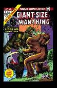 Cover-Bild zu Marvel Comics (Ausw.): Man-Thing by Steve Gerber: The Complete Collection Vol. 2