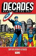 Cover-Bild zu Marvel Comics: Decades: Marvel In The 50s - Captain America Strikes