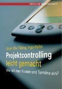 Cover-Bild zu Projektcontrolling leicht gemacht von Füting, Ulrich Ch