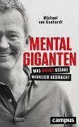 Cover-Bild zu Mentalgiganten von Kunhardt, Michael von