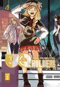 Cover-Bild zu Akamatsu , Ken: UQ Holder! 04