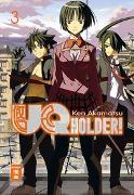 Cover-Bild zu Akamatsu , Ken: UQ Holder! 03