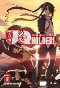 Cover-Bild zu Akamatsu , Ken: UQ Holder! 02
