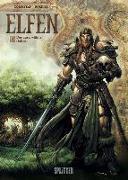 Cover-Bild zu Corbeyran, Eric: Elfen 04. Der auserwählte Halbelf