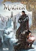 Cover-Bild zu Jarry, Nicolas: Magier. Band 2