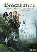 Cover-Bild zu Jarry, Nicolas: Broceliande - Der Wald des kleinen Volkes. Band 3