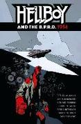 Cover-Bild zu Mignola, Mike: Hellboy and the B.P.R.D.: 1954