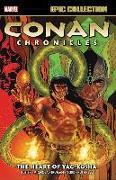 Cover-Bild zu Busiek, Kurt (Ausw.): Conan Chronicles Epic Collection: The Heart of Yag-Kosha
