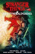 Cover-Bild zu Houser, Jody: Stranger Things and Dungeons & Dragons (Graphic Novel)