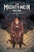 Cover-Bild zu Houser, Jody: Critical Role: The Mighty Nein Origins--Caleb Widogast