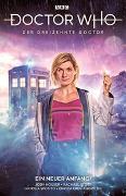 Cover-Bild zu Houser, Jody: Doctor Who - Der dreizehnte Doctor