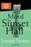 Cover-Bild zu Mord in Sunset Hall von Swann, Leonie