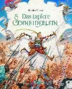 Cover-Bild zu Grimm, Jacob: Das tapfere Schneiderlein