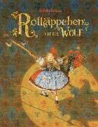 Cover-Bild zu Grimm, Jacob: Rotkäppchen und der Wolf