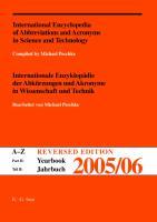 Cover-Bild zu Peschke, Michael (Hrsg.): A-Z Reversed Edition