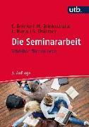 Cover-Bild zu Die Seminararbeit von Beinke, Christiane