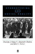 Cover-Bild zu Oakes, Penelope J.: Stereotyping and Social Reality