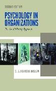 Cover-Bild zu Haslam, S Alexander: Psychology in Organizations (eBook)
