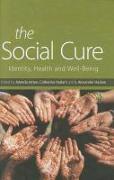 Cover-Bild zu Jetten, Jolanda (Hrsg.): The Social Cure