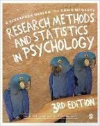 Cover-Bild zu Haslam, S. Alexander: Research Methods and Statistics in Psychology