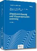 Cover-Bild zu Ax, Rolf: Abgabenordnung und Finanzgerichtsordnung (eBook)