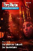 Cover-Bild zu Ziegler, Thomas: Planetenroman 63 + 64: Die Stadt der Zukunft / Der Narrenturm (eBook)