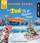 Cover-Bild zu Der Tod singt laut O Tannenbaum von Hanika, Susanne
