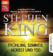 Cover-Bild zu King, Stephen: Frühling, Sommer, Herbst und Tod