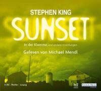 Cover-Bild zu King, Stephen: Sunset - In der Klemme und andere Erzählungen